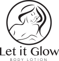 Let It Glow Skin Lotions Logo